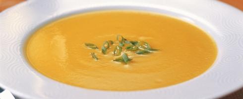 Receita de Sopa de Couve e Maçã Balsâmica (Bimby)
