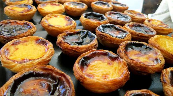 Italianos elegem melhores pastéis de nata de Lisboa