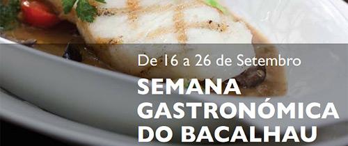 Semana do bacalhau em Braga
