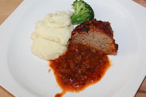 Receita de Rolo de Carne