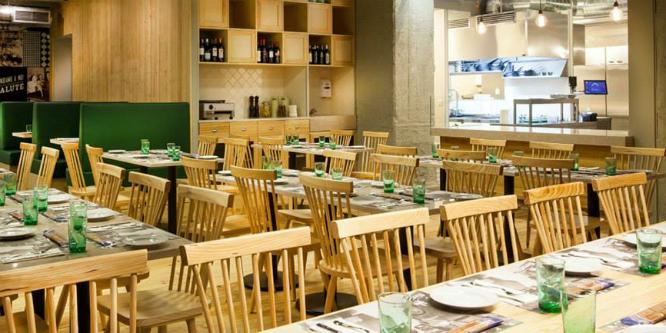 Lisboa: Restaurante recebe - Estrela Michelin das pizzas
