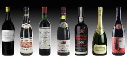 Vinho português entre os sete melhores de sempre